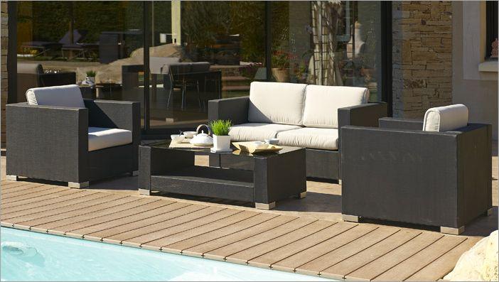 La décoration passe aussi par les meubles de jardin - U Games