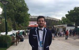 boulot au Roland Garros