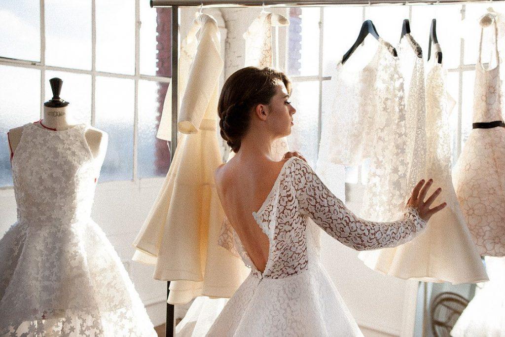 Besoins mariée robe