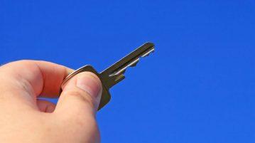 Débarras pour vendre en agence immobilière