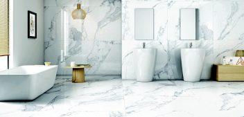 Le dallage en marbre ou en pierre naturelle, que choisir ?