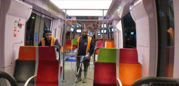 De nouvelles mesures pour améliorer la propreté dans les métros