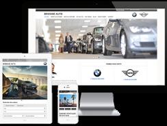 Les avantages d'avoir un site web automobile